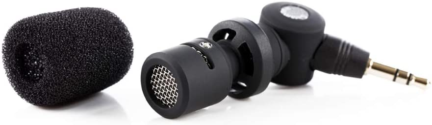 Microfono Saramonic SR-XM1 3.5mm TRS Omnidirectional