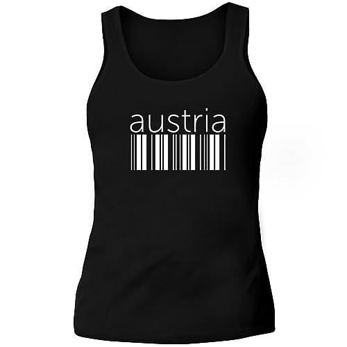 Idakoos Austria barcode - Paesi - Canotta Donna