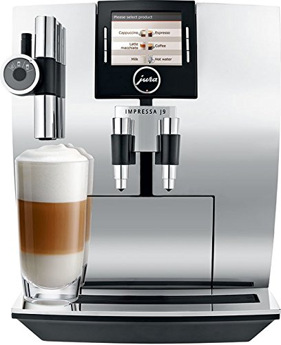 jura impressa j9 one touch tft coffee machine coffee store. Black Bedroom Furniture Sets. Home Design Ideas
