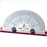 Incra Rules Metric 160 mm Precision Marking Protractor