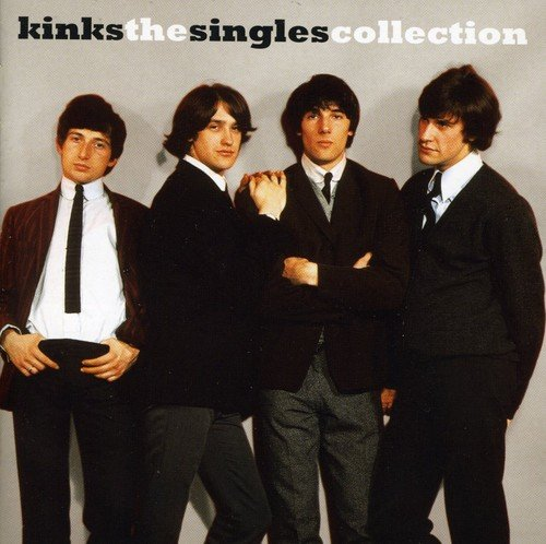 The Singles Collection - The Kinks by SANCTUARY