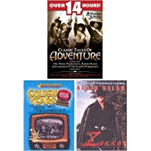 """[5 DVDs Of Classic Adventures] Three Musketeers, Iron Mask, Son Of Monte Cristo, Beloved Rogue, Robin Hood, Thief Of Baghdad, East Of Borneo, Adventures Of The Scarlet Pimpernel, Zorro """"PLUS"""" 4 original classic television episodes of The Adventures Of Sir Lancelot"""