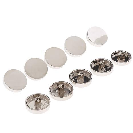 10 Piezas Botones de Mango Hecho de Metal Ideal para Decorar ...
