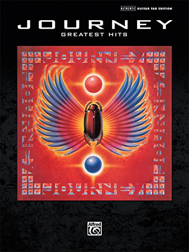 Journey -- Greatest Hits: Authentic Guitar TAB (Authentic Guitar-Tab Editions) ()
