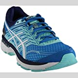 ASICS Women's GT-2000 5 Running Shoe, Diva Blue/White/Aqua Splash, 8.5 D US