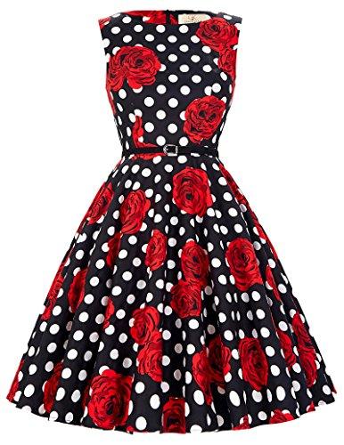 kate and polka dot dress - 4