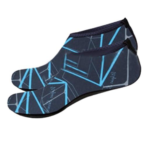 Amazon.com: Malbaba Zapatos de agua Hombres Mujeres Deportes ...