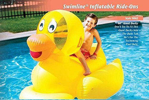 Swimline 9062 Giant Inflatable Ride On product image