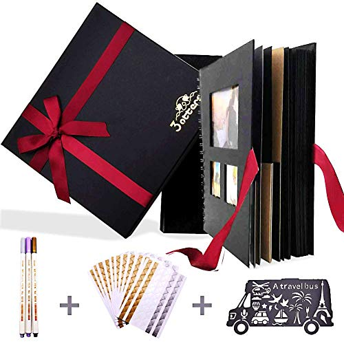 Wonderful scrapbook kit. great for gift or for beginners