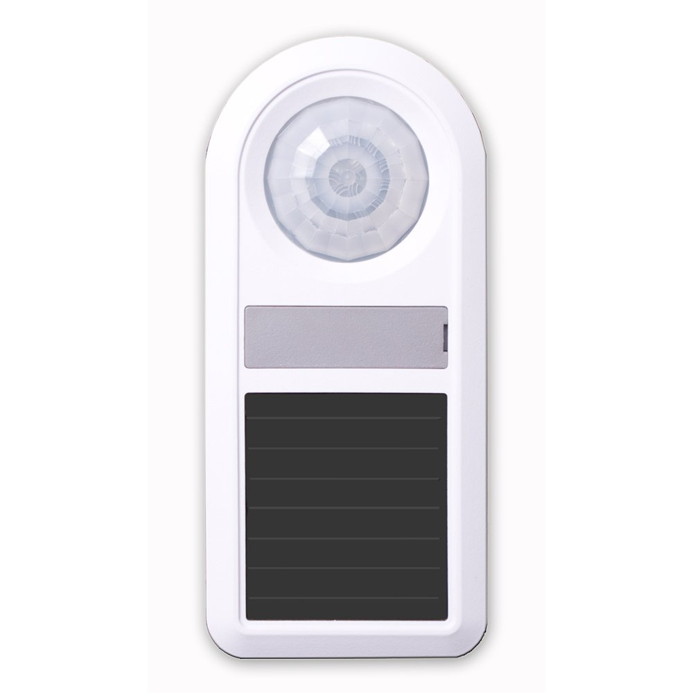 Leviton WSC04-I0W RF Wireless Self-Powered Occupancy Sensor, 450 Square Feet, White