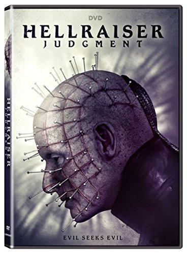 Hellraiser: Judgment [DVD]]()