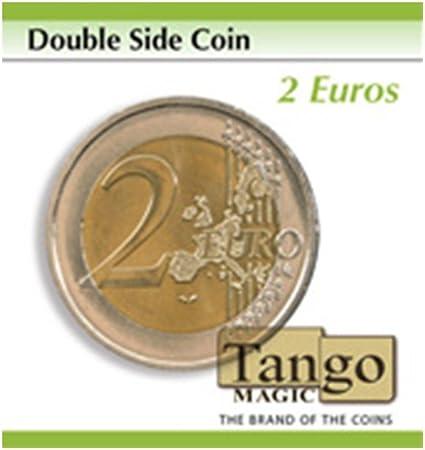 Moneda doble cara - 2 €: Amazon.es: Juguetes y juegos
