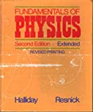 Fundamentals of Physics, Robert E. Resnick and David Halliday, 0471827703