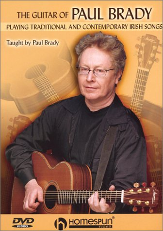 DVD-The Guitar Of Paul Brady