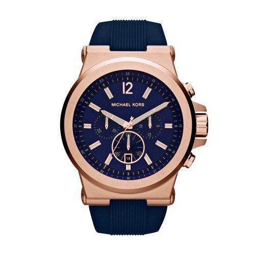 Michael Kors Men's Dylan Rose Gold-Tone Watch MK8295 - Rose Gold Mens Watch