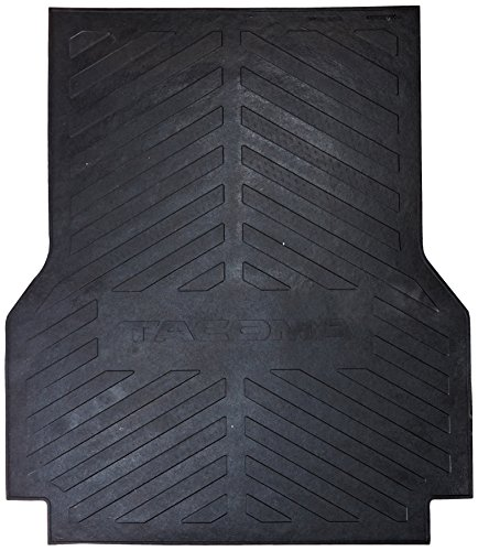 Toyota Accessories PT580-35050-SB Bed Mat for Short Bed Tacoma Models (Flat Bed Truck Models)