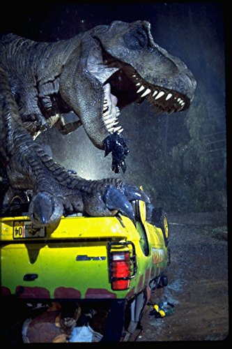 Jurassic Park (14x21 inch, 35x52 cm) Silk Poster Seda Cartel ...