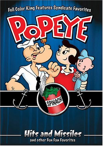 Popeye, Vol. 1: Hits and Missiles and Other Fun Fan - Drop Missile