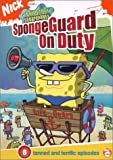DVD : Spongebob Squarepants: SpongeGuard on Duty