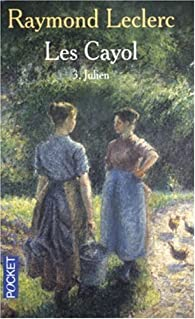 Book's Cover of Les Cayol, Tome 3 : Julien