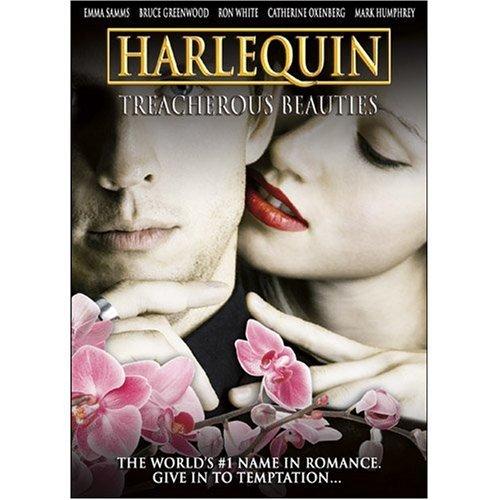 DVD : Harlequin: Treacherous Beauties (Full Frame)