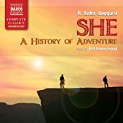 She: A History of Adventure  | H. Rider Haggard