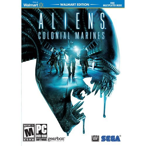 - Sega Aliens: Colonial Marines - PC Game