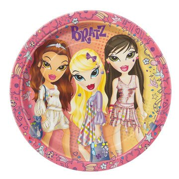 - Bratz Lucky and Charmed 9