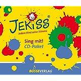 JEKISS - Jedem Kind seine Stimme: JEKISS. Sing mit! CD-Paket (4 CDs)