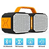 Best Bluetooth Speaker For Outdoors - Portable Bluetooth Speakers with Ture Wireless Stereo Function,Ultra Review