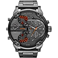 Diesel Men's DZ7315 The Daddies Stainless Steel Watch
