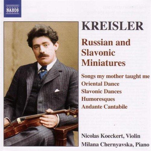 Russian and Slavonic Miniatures (Kreisler Arrangments) (2006-08-01) (Arrangment)