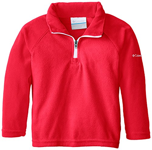 Columbia Girls Half Glacial Fleece