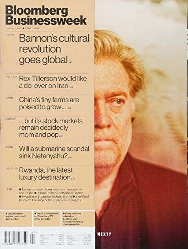 Businessweek Global Edition [US] October 2 - 8 2017 (単号)