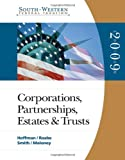 South-Western Federal Taxation 2009: Corporations, Partnerships, Estates and Trusts (with TaxCut Tax Preparation Software CD-ROM)