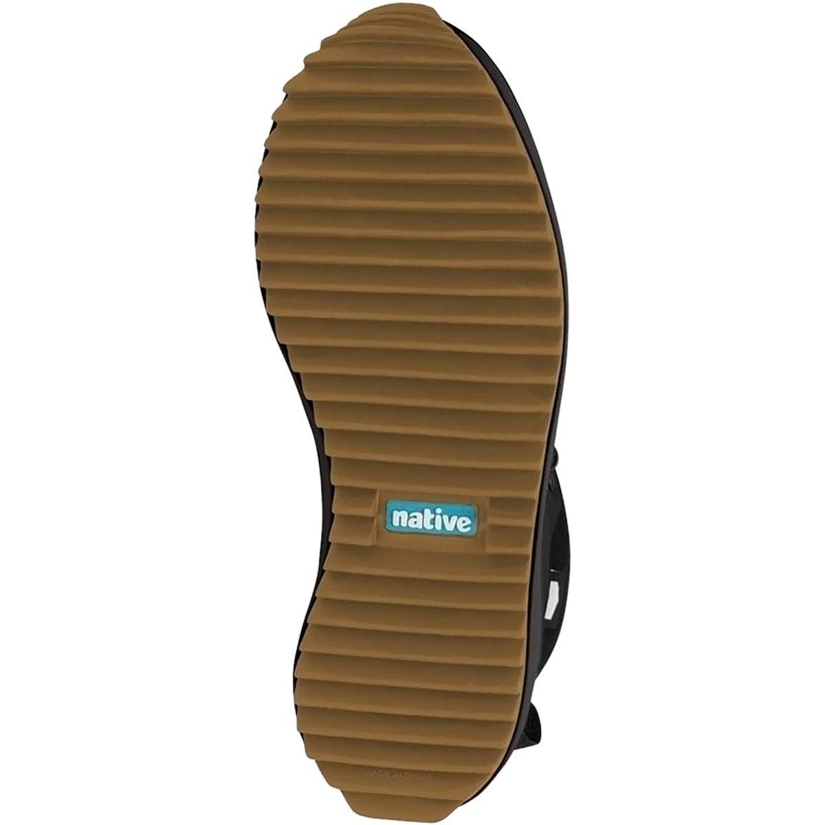 native Men's Ap Apex Ct Rain Boot B01MUA6FED 6.5 Women / 4.5 Men M US|Jiffy Black Ct/Jiffy Black/Natural Rubber