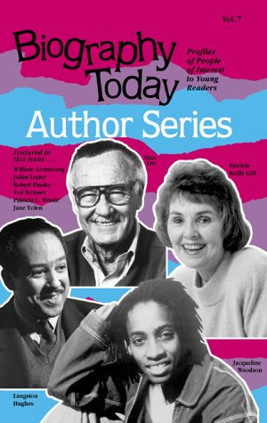 Biography Today (Author Series, Vol. 7) pdf