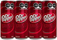 Dr Pepper, Lata Sleek, 355 mililitros, 12 Pack