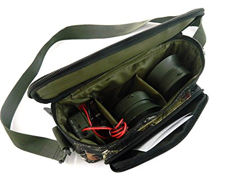 Outdoor Hunting Bird Caller Decoy Player 50W Loud Speaker Timer With Portable Bag by Upforce (Image #3)