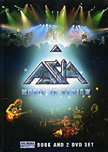 Asia Music in Review 2DVD Book Set