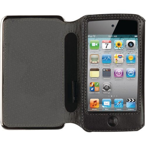 Griffin Technology Elan Passport Metal Folio for iPod touch 4G (Ipod Touch Metal)