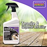 Bonide Products INC 371 Ready-to-Use Carpenter Ant Control, Quart, 32 oz, Brown/A