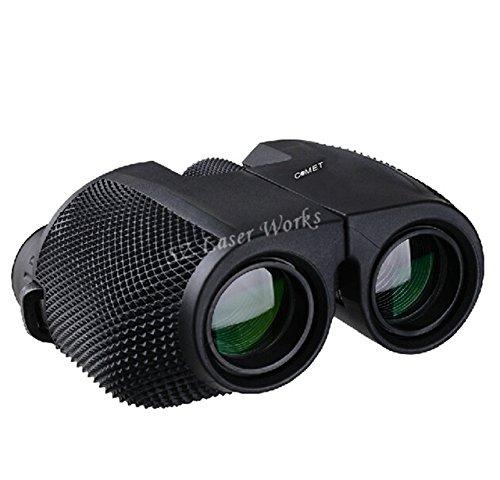GENCORP JSC防水双眼鏡、High Times 10 x 25 HD all-opticalグリーンフィルム防水双眼鏡望遠鏡双眼鏡観光 B0713ZBN4Z