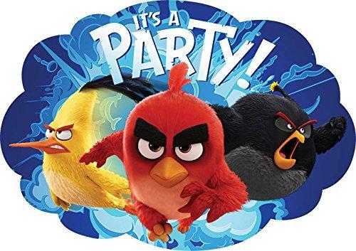 Angry Birds® Postcard