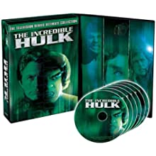 The Incredible Hulk - The Television Series Ultimate Collection (1978)