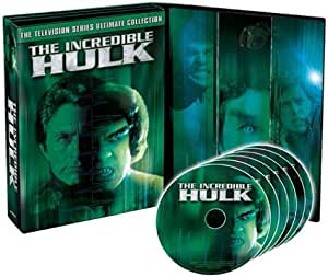 The Incredible Hulk - The Television Series Ultimate Collection