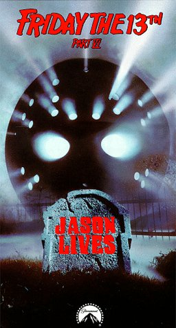 Friday the 13th 6 [VHS]
