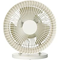 MUJI circulator Low noise fan Large air flow type White AT-CF26R-W AC100V MoMA air