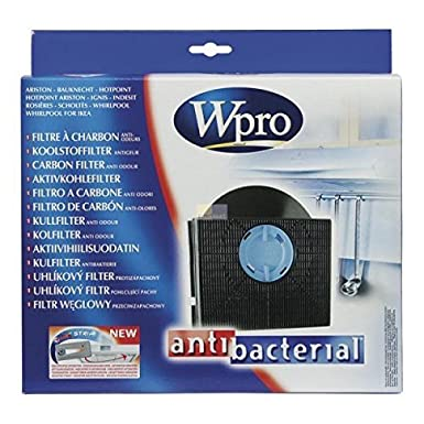 Filtro de carbón 205 x 215 mm WPRO antibacteriano 481281718532 ...