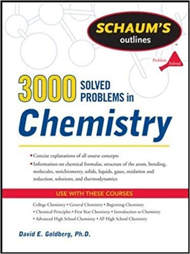 3 000 solved problems in chemistry schaums outlines david e 3 000 solved problems in chemistry schaums outlines david e goldberg 9780071755009 amazon books fandeluxe Images